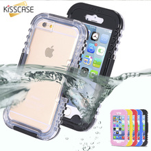 Universal Waterproof Case For iPhone 6 6s 7 Plus Case 5S SE Diving Swimming Cover For Samsung S6 S7 S8 J5 S5 Waterproof Case Bag