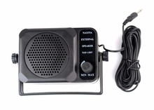 CB Radios Mini External Speaker NSP-150v ham For Kenwood Motorola ICOM Yaesu