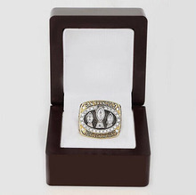Wholesale 1988 San Francisco 49ers Super Bowl Copper Custom Sports World Championship Ring with Wooden Boxes(China)