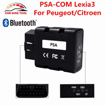 2017 Brand New PSA-COM Bluetooth OBD2 Diagnostic And Programming Tool PSACOM BT Better Than Lexia3 PP2000 Lexia-3 Lexia 3