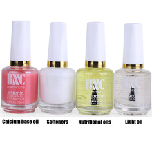 Nail Ar Base oil BNC nail polish nail armor light oil softener nutrition oil base oil 15ML AS73
