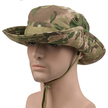 Tactical Airsoft Sniper Camouflage Boonie Hats Nepalese Cap  Mens American Army Military Sun Hats Cap Camouflage Hats