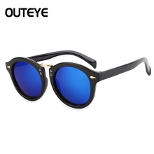 OUTEYE 2017 Brand Designer Kids Sunglasses Child Safety Coating Sun Glasses UV400 Eyewear Shades Boys Girls Goggle Glasses