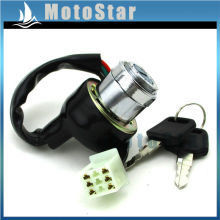 ATV On Lock Off Ignition Key Switch For Kazuma 50cc 70cc 90cc 110cc 125cc Quad 4 Wheeler