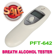 GREENWON alcohol tester breathalyzer Alcohol Detector breath analyzer Alcohol Meter with Red backlight LCD display Free shipping