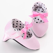 Newborn Baby Girsl Crib Prewalker Bow High Heels Princess Sweet Lovely Infant Toddler First Walkers Shoes 0-1T 6 Colors(China)