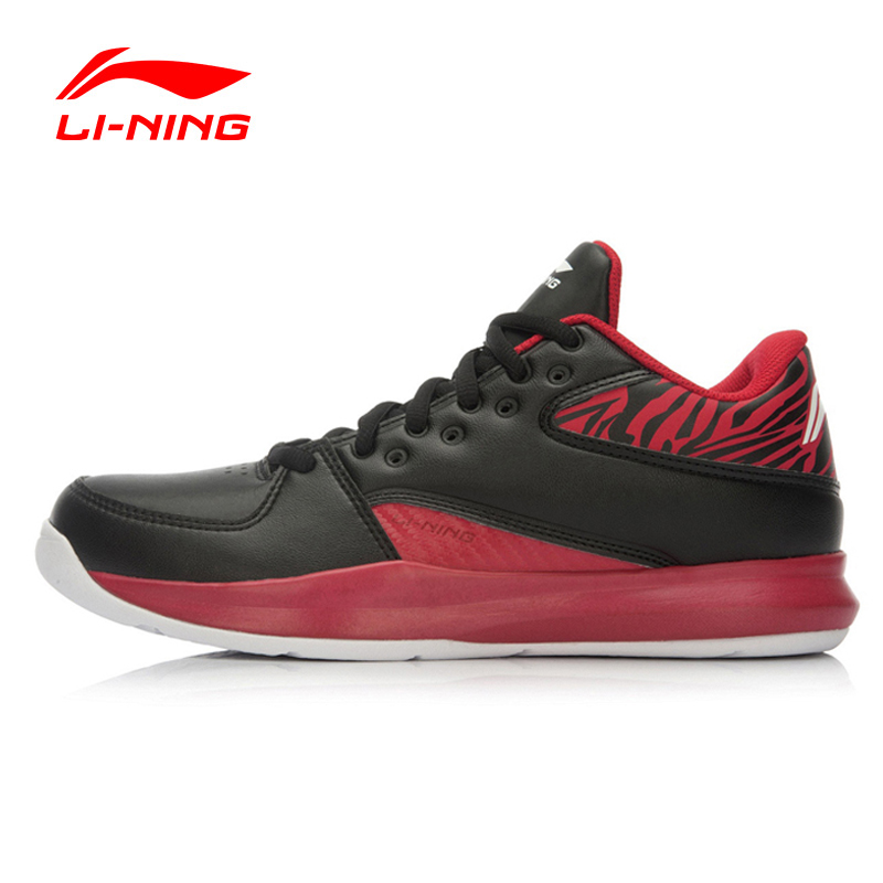 LI-NING Mens Basketball Shoes On Court Cushioning Breathable Support Stability Sneakers Sports Shoes LINING ABPK049 XYL077<br><br>Aliexpress