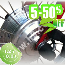 Hot sale OR01A4 36V 250W Front Wheel Motor 80mm Narrow Motor for Brompton and Dahon folding bicycle CE/EN15194 Approved