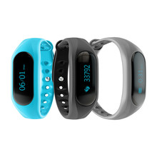 Cubot V1 Smart Band Sports Bracelet Digital Display Sleep Monitor Intelligent Alarm TPU Belt for iPhone Android IOS PK MI Band