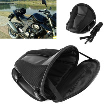 Car-Styling Motorcycle Bike Sports Waterproof Back Seat Carry Bag Storage Saddlebag Portable