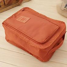 Newest Nylon Mesh Travel Portable Waterproof tote shoes storage pouch Wholesale price(China)