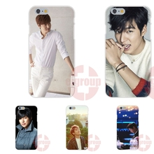 korea super star lee min ho For Apple iPhone 4 4S 5 5C SE 6 6S 7 7S Plus 4.7 5.5 Soft TPU Silicon Art Print Cover Case