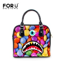FOURDESIGNS Luxury Small Handbags Women Bags Colorful Print Leather Fashion Sweet Ladies Totes Dating Crossbody Bags Sac Femme(China)