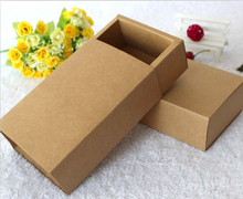 Kraft paper soap box Recycled paper Packaging Box Cosmetic paper Jewelry paper Cardboard box Cutting machine Storage box