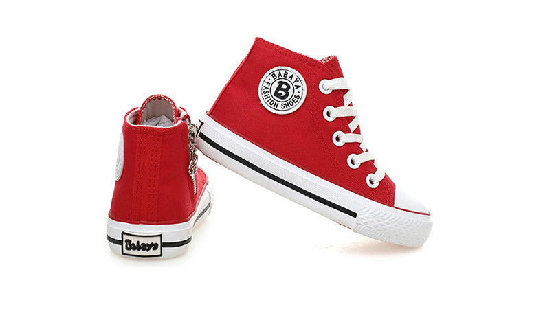 Enfants chaussures pour fille enfants toile chaussures garçons 47