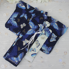 1/3 1/4 1/6 Doll Clothes Clothing Kimono Fashion Toy Dress Butterfly Bathrobe SD MSD BJD Clothes Doll Accessories Toys For Girls(China)