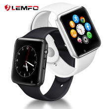 LEMFO Smart Watch Sport Pedometer Watch Phone Camera Bluetooth SIM Smart Watch Android man watch 2017 Russia T15(China)