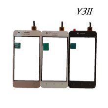4.5inch Replacement Touch Screen Digitizer For Huawei Y3ii Y3 II 4g  digitizer Panel touch screen display for y3ii cell phone