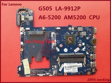 For LENOVO G505 Laptop FOR AMD MOTHERBOARD A6-5200 AM5200 CPU LA-9912P - TESTE