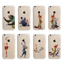 Silicone Case For iPhone 5 5s 6 6s Plus Soft Transparent TPU Case Camera Calculator Phone Cover For iPhone 5s 5 6s 6 Plus PC-077