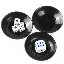 New Party Magic Magical Dices Conjuring Game Trick Play Props Training Set - Super Fly Disc Dice