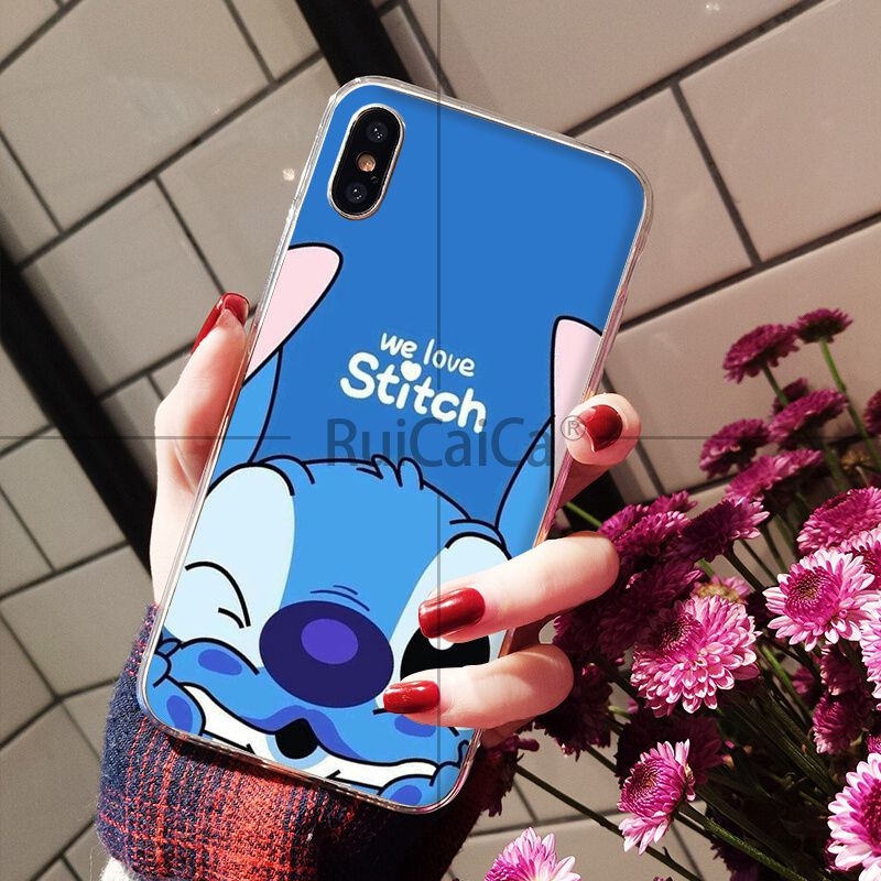 cartoon Stitch