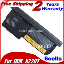 JIGU Replacement Laptop Battery 0A36285 0A36286 42T4877l 42T4879 42T4881 ASM 42T4882 FRU 42T4881 For IBM X220t X220 Tablet(China)