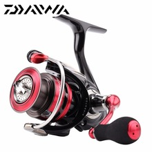 New DAIWA FUEGO 2000SH 2500SH 3000H 4000H Spinning Fishing Reel 7BB+1CRBB Aluminum HardBodyz body Saltewater Fishing Reel(China)