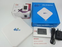 Unlocked New ZTE MF920 MF920A  4G/3G LTE Mobile WiFi Hotspot Router&4G 150Mbps Pocket WiFi Router pk +4G TS9 Antenna