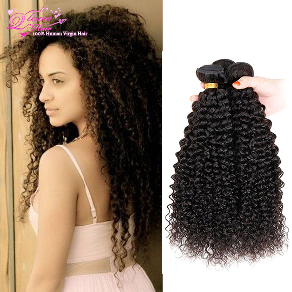 Bele Virgin Malaysian Curly Hair Yvonne Kinky Curly Virgin Hair 4 Bundles Queen Hair Products Human Hair Extensions<br><br>Aliexpress