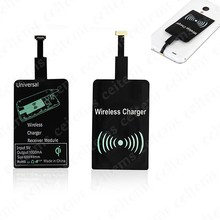 New Universal Qi Wireless Charging Receiver Charger Module for Micro USB Cell Phone A57
