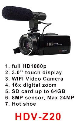 HDV-Z20