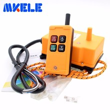 New Arrivals crane industrial remote control HS-4 wireless transmitter push button switch China