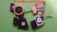 Brand new and original heatsink with fan for Dell mini 12 laptop heatsink cooler AT0EP003ZS0 07Q-0643-X00(China)