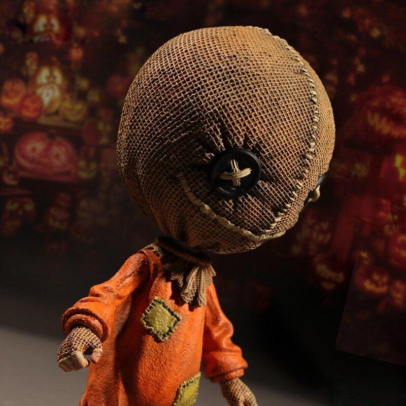Trick\'R Trick R Treat Sam PVC Action Figure Model Toy Doll Gift Brinquedos  (3)