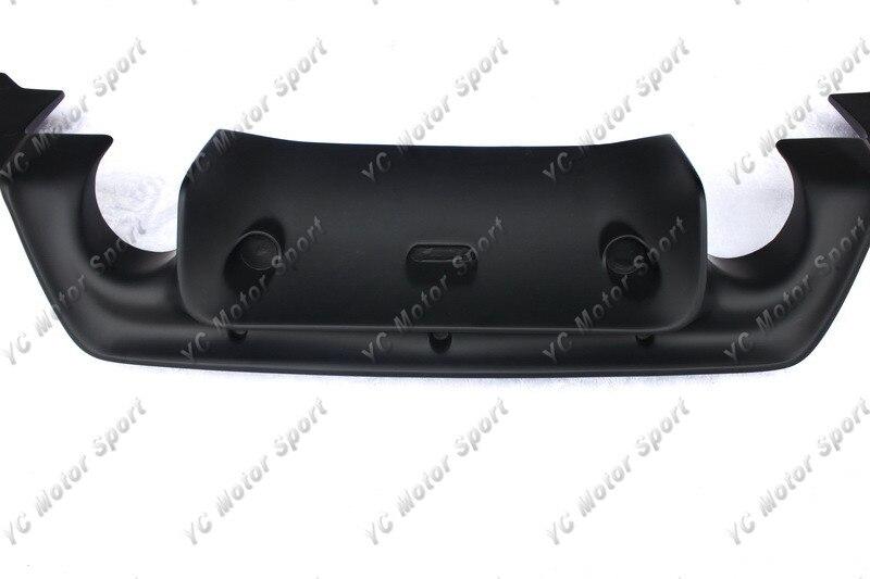 GT86 FT86 ZN6 FRS BRZ ZC6 Greddy X Rocket Bunny Ver.1 Style Rear Lip FRP (12)