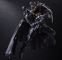 27cm Batman Play Arts PA Kai Steampunk Action Figure PVC Model Toy Doll Gift Decoration Free Shipping(China)