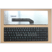 Russian laptop keyboard FOR ASUS K50I K50IJ K50C K50AB K50AD K50AF K50IN P50 P50IJ RU keyboard with frame