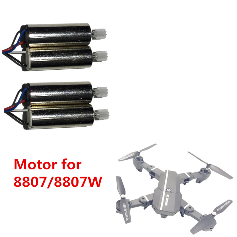 8807 8807W 8807hw Engines motors RC Quadcopter Spare Parts Drone Motor Accessory