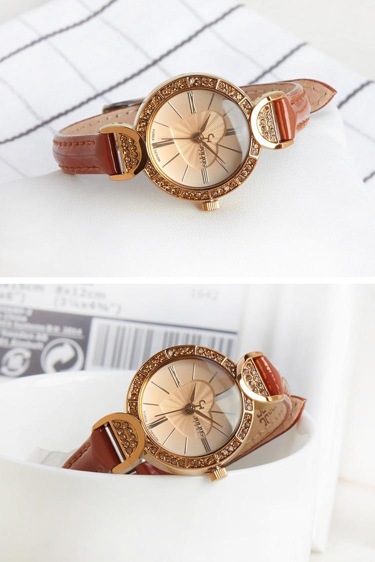 Lady Womens Watch Japan Quartz Fashion Fine Hours Clock Leather Billstone Morgentau Plus 2 Winder Mahogany Htb1pypcrpxxxxx9xvxxq6xxfxxxr