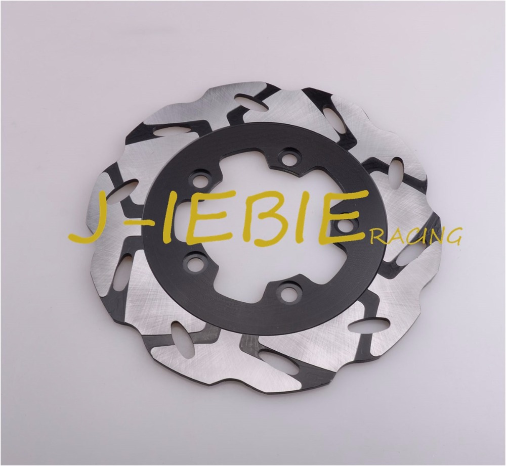 Rear Brake Disc Rotor For KYMCO DOWNTOWN i 125 200 ABS 300 AGILITY R16 125 150 200 SUPER DINK 300<br>