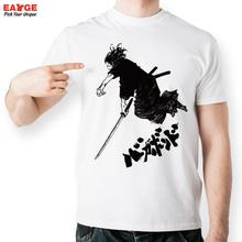 Samurai Warrior From Vagabond T Shirt Design Blade Fashion Creative T-shirt Cool Casual Novelty Funny Tshirt Men Women Style Tee(China)