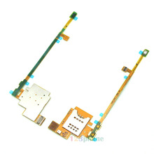 BRAND NEW SIM SLOT TRAY FLEX CABLE FOR SONY ERICSSON XPERIA PRO MK16i #F282