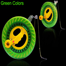 free shipping high quality 22cm kite reel 400m line kites for adult sky dragon kite string parafoil linha pipa surfing kite bar