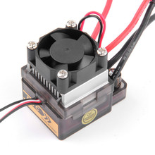Wholesale 1 set 320A High Voltage ESC Brushed Speed Controller for RC Car Truck Boat Dropship