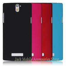 New Hot Selling High Quality Purple Luxury Rubberized Matte Hard Case Cover For OPPO Find 5 X909 Free Shipping