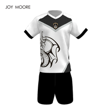 football jersey pattern design, custom football jersey design(China)