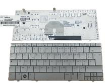 New FR French Keyboard Laptop for HP MINI 2133 2140 SILVER Azerty Laptop Keyboards PN:NSK-HB00F 9J.N1B82.00F 468509 MP-07C96F069