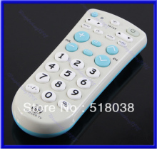 1 PC Large Key Universal Multifunction Remote Control For LCD LED HD TV Sets
