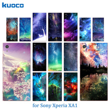 Buy Starry Sky Pattern Couple Phone Case Sony XA1 5.0 inch Coque Sony Xperia XA1 Dual G3112 G3116 G3121 G3123 Case Cover for $1.21 in AliExpress store